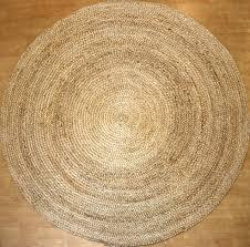 Rugs Round by Round Jute Rug Choose Kaza Natural Jute Round Rug At Ghadamian