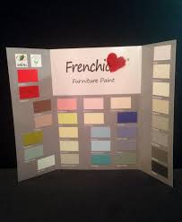 the frenchic colour chart from frenchic furniture paint register
