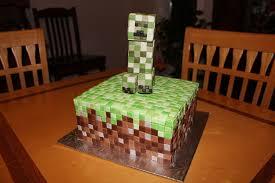 minecraft creeper cake cakecentral com