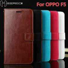 Oppo F5 High Quality Flip Leather Cover For Oppo F5 F5 Youth A73