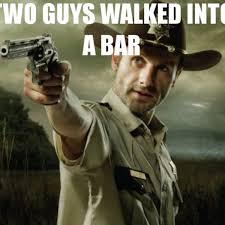 Lori Walking Dead Meme - 34 hilarious walking dead memes from season 2 from dashiell