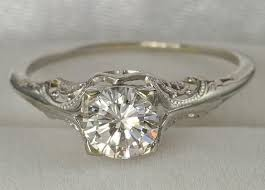 wedding rings vintage best 25 antique rings ideas on unique antique