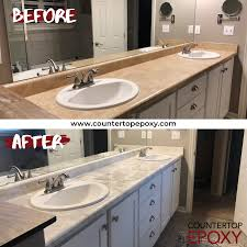 can i use epoxy paint on wood cabinets 34 epoxy surfaces before and after ideas countertops