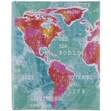 expandable scrapbook travel cruise tropical vacation scrapbook albums hello