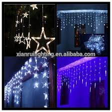 led shooting star lights led shooting star christmas lights for outdoor indoor decoration