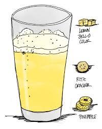 cartoon beer pint helles