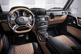mercedes customized mercedes designo division offers custom g wagens for a price