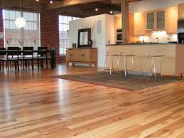Natural Hickory Kitchen Cabinets Dark Kitchen Cabinets And Dark Hardwood Flooring Most Popular Home