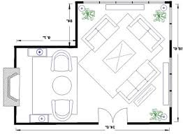dining room layout l shaped living dining room layout