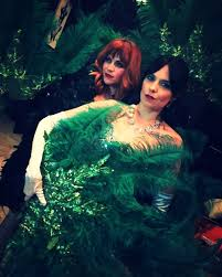 burlesque fans cannabis burlesque the miss marquez