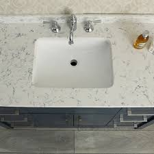 Countertop Bathroom Sinks Ariel By Seacliff Radcliff 48