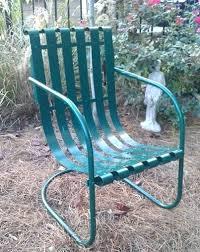 metal lawn chairs metal lawn furniture retro metal slat lawn