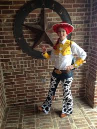 party city halloween toys great diy jessie from toy story tutorial costume idea diy