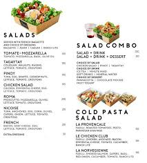 cuisine delice delice menu menu for delice bel air makati city