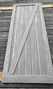 diy door frame shiplap barn door how to make a sliding barn door