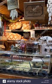 christmas craft market at ludwigsberg germany italian food stock