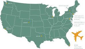 Binghamton University Map International Students Keuka College