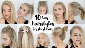 easy hairstyles for short curly hair 11 ladys style health and