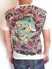 japanese tattoo t shirt ebay
