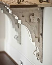 House Of Corbels Decorating With Corbels Add This To Your Diy List Confettistyle