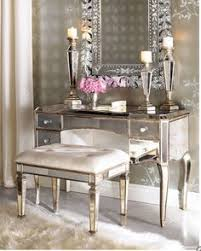 Mirrored Makeup Vanity Table Mirrored Makeup Vanity Wow In Furniture Home Design Ideas With