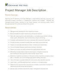 Project Project Management Change Request by Projectmanagerjobdescription 120408131906 Phpapp02 Thumbnail 4 Jpg Cb U003d1354790284