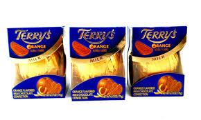 amazon com terry u0027s milk chocolate orange ball 6 17 ounce boxes