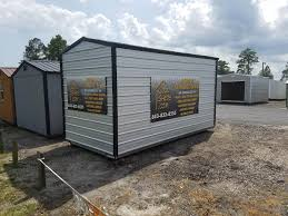 cool storage sheds mobile storage sheds available throughout charleston s c cool sheds