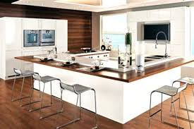 cuisine avec ilots central table ilot central modele cuisine avec ilot central table 10 leicht