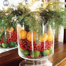 Christmas Dinner Centerpieces - easy christmas dinner centerpieces easy christmas dinner vases