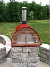 woodfired pizza oven how to build yours