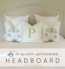How To Make Your Own Fabric Headboard by 156 Best Diy Headboards Repurposed Images On Pinterest