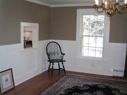 colonial dining room tremendous wainscot decorating ideas for dining room traditional