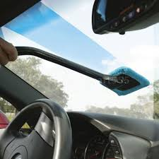How To Make Window Cleaner Kkmoon Car Windshield Window Cleaner Brush Easy Handy Cleaning