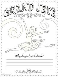 ballerina coloring pages kids http fullcoloring
