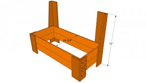 outdoor storage bench plans myoutdoorplans free woodworking