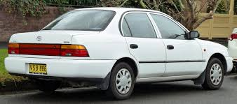toyota corolla 1994 2002 prices in pakistan pictures and
