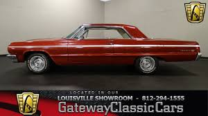 1964 chevrolet impala ss louisville showroom stock 1456