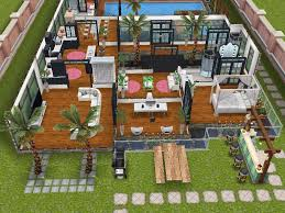 house 4 ground level sims simsfreeplay simshousedesign my