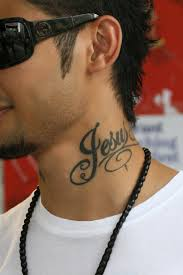 imagenes tatuajes cuello tatuaje en el cuello 7 tatuajes y tattoos