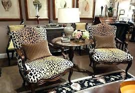 Leopard Chairs Living Room Animal Print Chairs Leopard Living Room Leopard Print Chair Animal