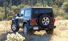 jeep wrangler 2 door hardtop 2017 first drive 2018 jeep wrangler ny daily news