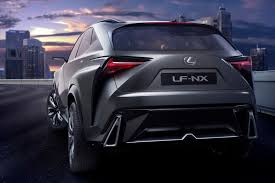 lexus lf nx price production version of lf nx to debut at 2014 geneva motor show