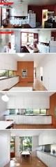 modern kitchen look see what these 12 old and dated kitchens look like after receiving