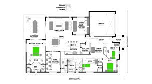 The Metz Floor Plan Lot 25 Madison Ridge Estate Elimbah Stroud Homes