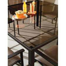 essential garden eastbrook 8 person dining table outdoor living