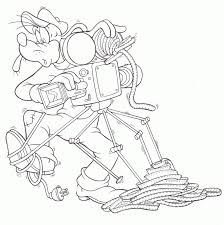 Camera Coloring Page 550714 Disney World Coloring Pages