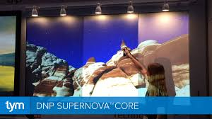 ambient light rejecting screen dnp ambient light rejecting screens at infocomm 2016 youtube