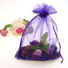 tulle bags cheap purple organza drawstring bag find purple organza