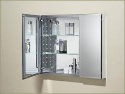 triple mirror bathroom cabinet medicine cabinet mirror door replacement luxurious furniture ideas